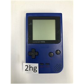 Game Boy Pocket Blauw (zonder klepje)