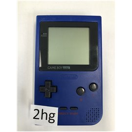 Game Boy Pocket Blauw