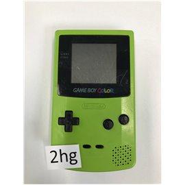 Gameboy Color Kiwi (zonder geluid)