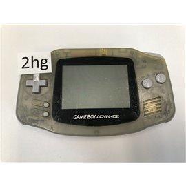 Game Boy Advance Tansparant (zonder klepje, verkleurd)