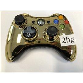 Xbox 360 Controller Goud/Zwart