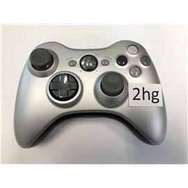 Xbox 360 Controller Zilver/Zwart