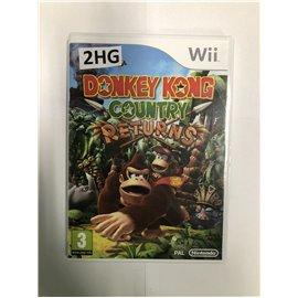 Donkey Kong Country Returns (CIB)