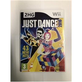 Just Dance 2016 (CIB)