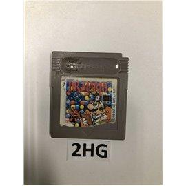 Dr. Mario (slechte sticker, losse cassette)