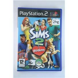 De Sims 2: Huisdieren (cib)