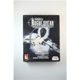 Tom Clancy's Rainbow Six Rogue Spear Platinum Pack Edition
