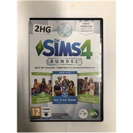 De Sims 4 Bundel Uit Eten Gaan
