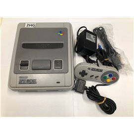 SNES Console incl. Controller (one chip)