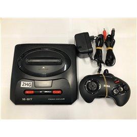 Sega Mega Drive II 16-bit (zonder adapter en zonder controller)