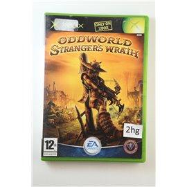 Oddworld Stanger's Wrath