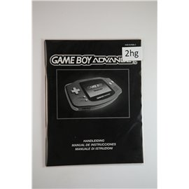 Game Boy Advance Instruction Booklet