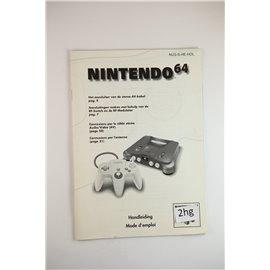N64 Handleiding