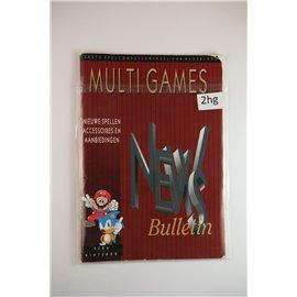 Multi Games News Bulletin
