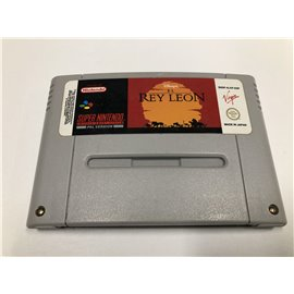 Disney's El Rey Leon (losse cassette)