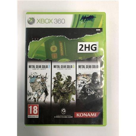 Metal Gear Solid HD Collection (beschadigd)