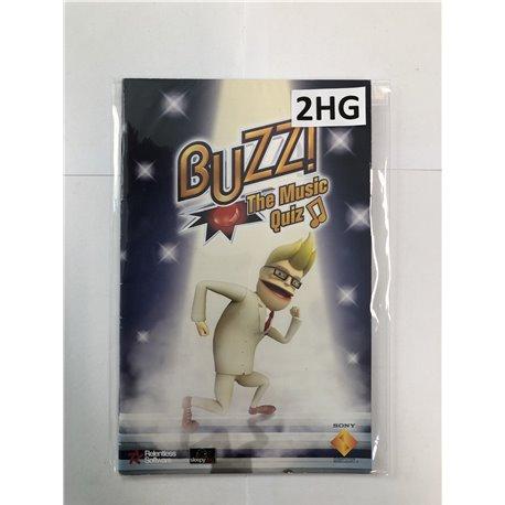 Buzz The Music Quiz