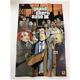GTA III Poster Playstation 2