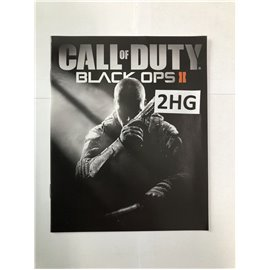 Call of Duty Black Ops II (Manual)