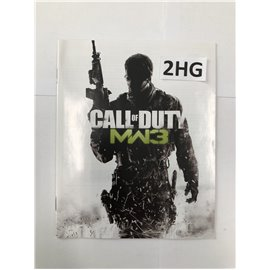 Call of Duty Modern Warfare 3 (Manual)