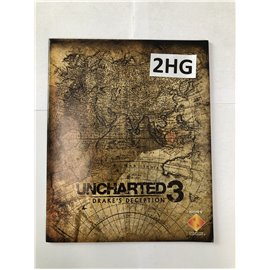 Uncharted 3: Drake's Deception (Manual)