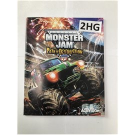 Monster Jam Path of Destruction (Manual)