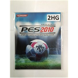 Pro Evolution Soccer 2010 (Manual)