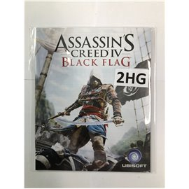 Assassin's Creed IV: Black Flag (Manual)