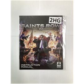 Saints Row IV (Manual)