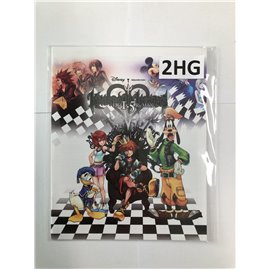 Disney's Kingdom Hearts 1.5 HD Remix (Manual)