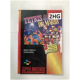 Tetris & Dr. Mario (Manual)