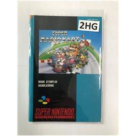 Super Mario Kart (Manual)