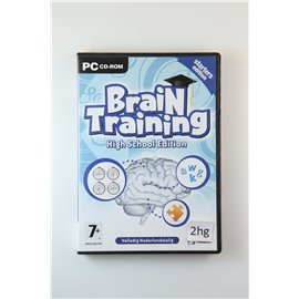Brain Training High School Edition Starters