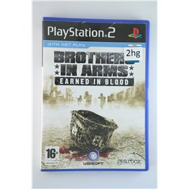 Brothers in Arms: Earned in Blood (CIB)