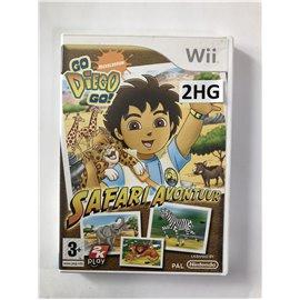 Go, Diego, Go! Safari Avontuur