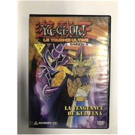 Yu-Gi-Oh! Le Tournoi Ultime Saison 5 DVD 7