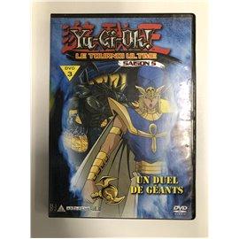 Yu-Gi-Oh! Le Tournoi Ultime Saison 5 DVD 3