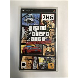 GTA Liberty City Stories (Platinum)