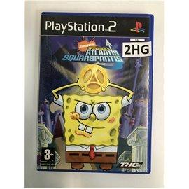Spongebob's Atlantis Squarepantis