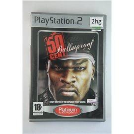 50 Cent Bulletproof (Platinum)