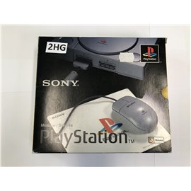 Playstation Mouse + Mousepad