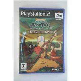 Avatar De Legende van Aang: De Brandende Aarde (new)