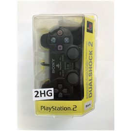 PS2 Dualshock 2 Controller Zwart (new)
