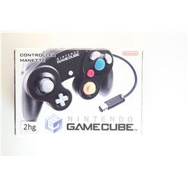 Gamecube Controller Zwart in Doos