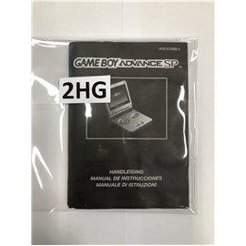 Gamboy Advence SP Handleiding