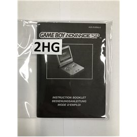 Gamboy Advence SP Instruction Booklet