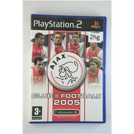 Ajax Amsterdam Club Football 2005 (CIB)