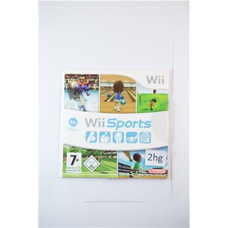 Wii Sport (los spel)