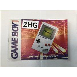 Game Boy Instruction Booklet