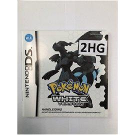 Pokémon White (Manual)